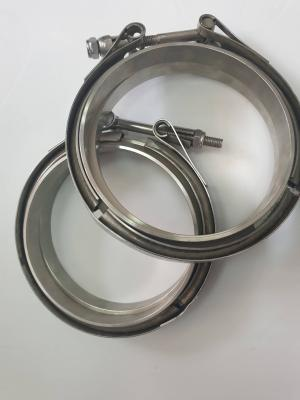 STAINLESS STEEL V BAND KIT 5 INCHES